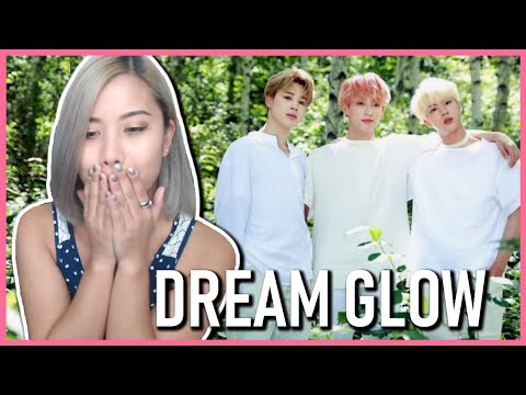 BTS DREAM GLOW Feat Charli XCX REACTION  BTSWORLD DreamGlowOutNow