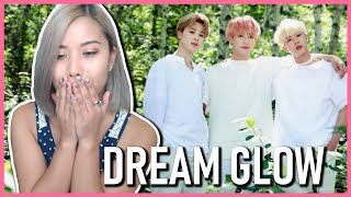 BTS DREAM GLOW (Feat. Charli XCX) REACTION  #BTSWORLD #DreamGlowOutNow