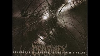Centinex - Decadence Prophecies of Cosmic Chaos (Full CD Rip)