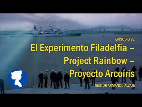 Resultado de imagen para ARCO IRIS PHILADELPHIA EXPERIMENT