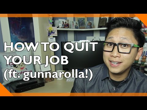 THAT'S IT, I QUIT: How to Quit Your Job!