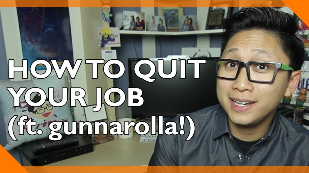 THATu0027S IT, I QUIT: How To Quit Your Job!   YouTube