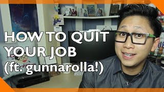 Video THAT'S IT, I QUIT: How to Quit Your Job! download MP3, 3GP, MP4, WEBM, AVI, FLV September 2017