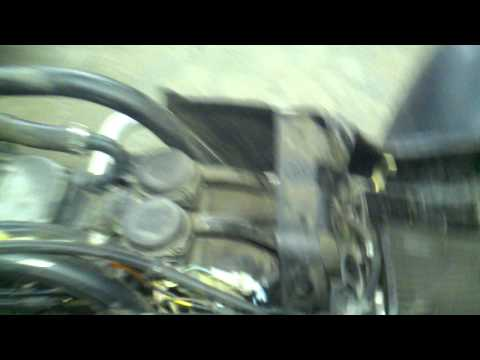 Raptor 660 stator, red wire revival.. - YouTube on