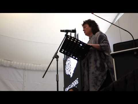 The World's Wife: From Mrs Tiresias - Carol Ann Duffy @ SWF 2013