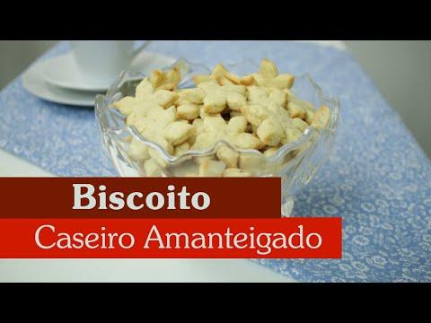 BISCOITO CASEIRO AMANTEIGADO!