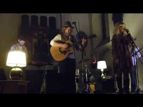 """Earthquake""- Fred's House @ St Pancras Old Church, London 16 Oct 2015."