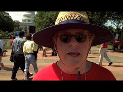 American Library Association Rally