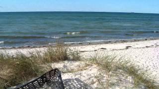 Bottsand Ostsee - Rundblick am Strand