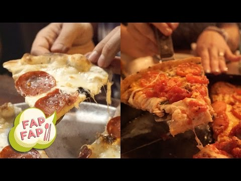 Chicago vs New York Pizza: What