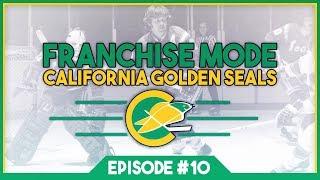 NHL 19 - California Golden Seals Franchise Mode #10