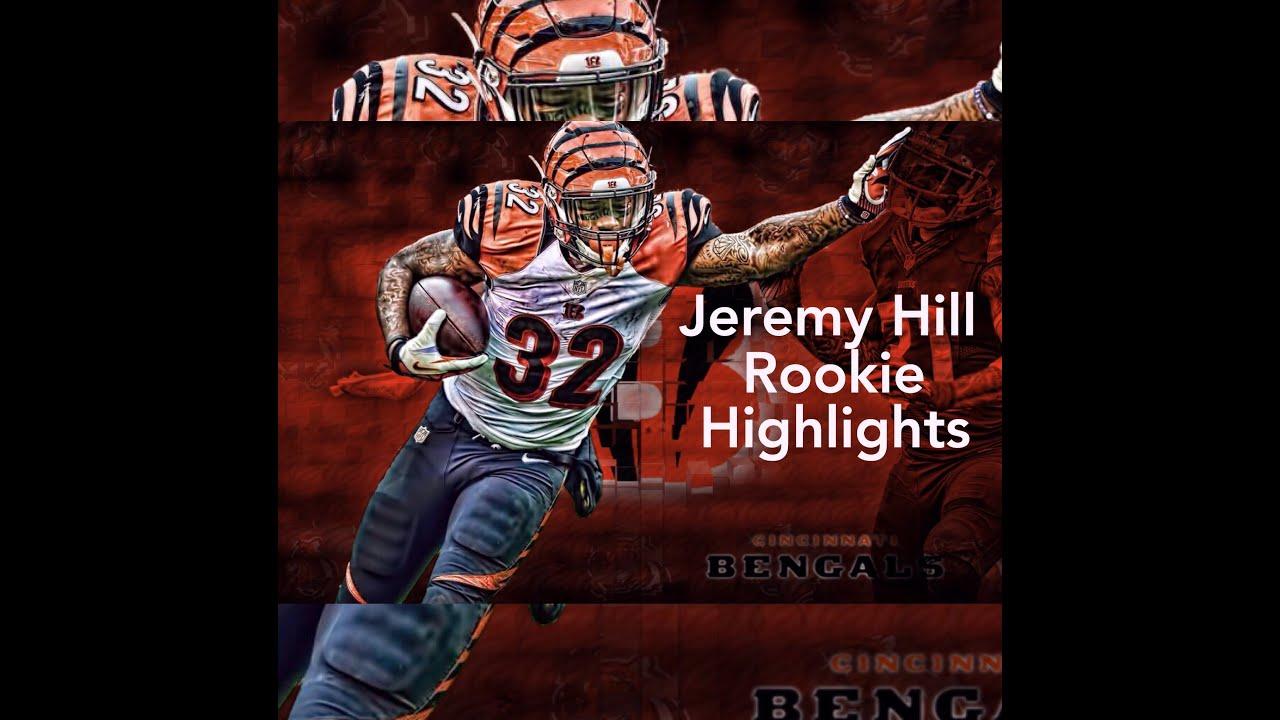 Jeremy Hill Rookie Highlights