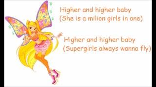 Watch Winx Club Supergirls video