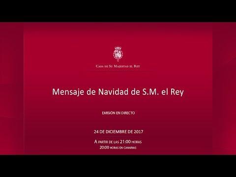 Mensaje de Navidad de S. M. el Rey 2017