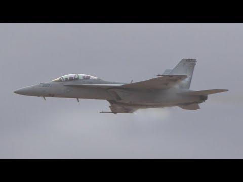 F/A-18 Super Hornet (VFA-106) 2018 NAF El Centro Air Show