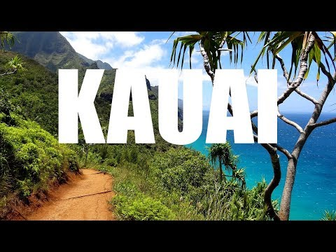 A Tour of Beautiful KAUAI, HAWAII: Island of Adventure!
