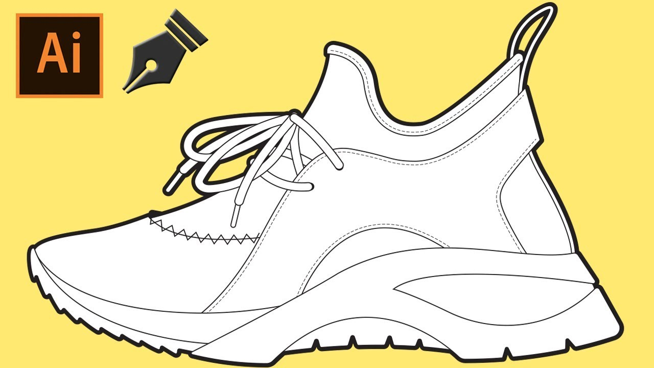 SNEAKER DESIGN by a Footwear Designer