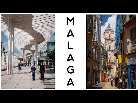 Malaga Travel Guide | Spain 2018