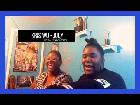 KiwiiLandTV   Kris Wu - July MV Reaction!