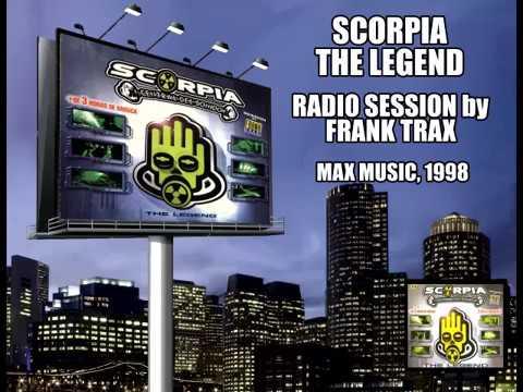 Scorpia The Legend - Radio Session