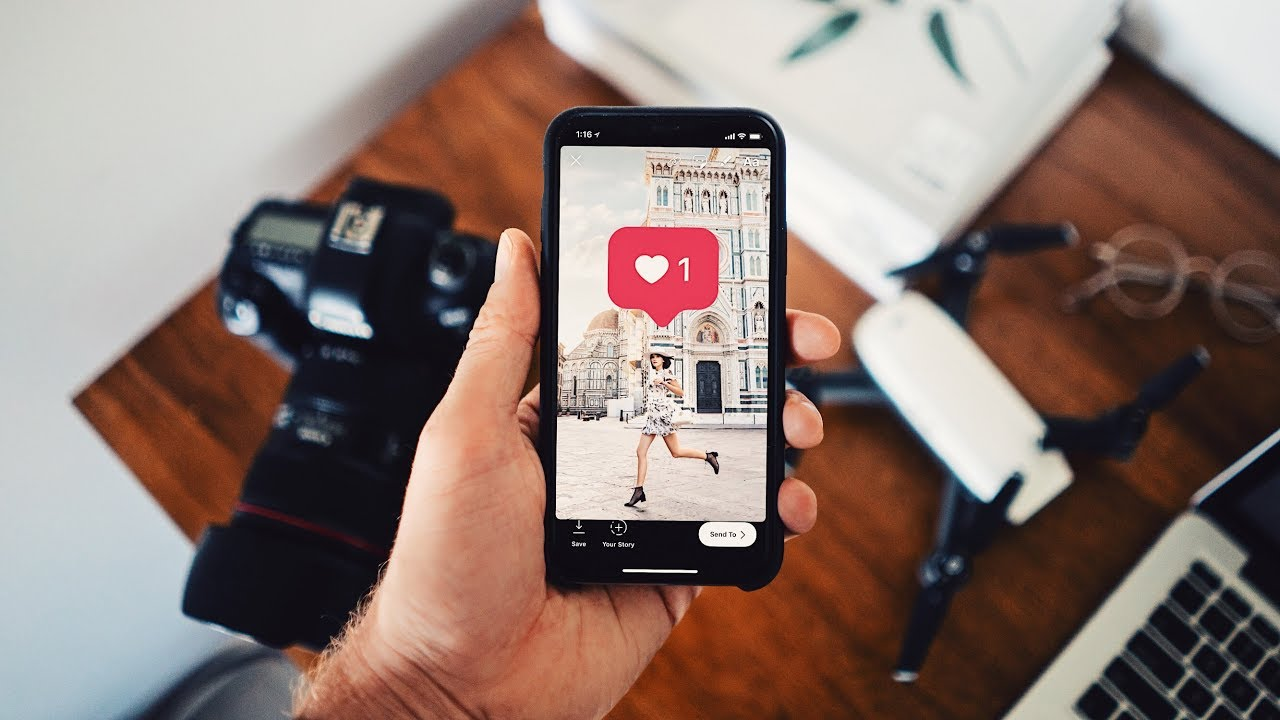 This is What You Need to Make Cinematic Instagram Stories