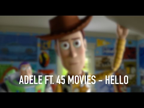 Adele ft. 45 Movies - Hello (Movie Quotes Compilation)
