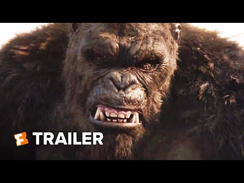 Godzilla vs. Kong Trailer #1 (2021) | Movieclips Trailers