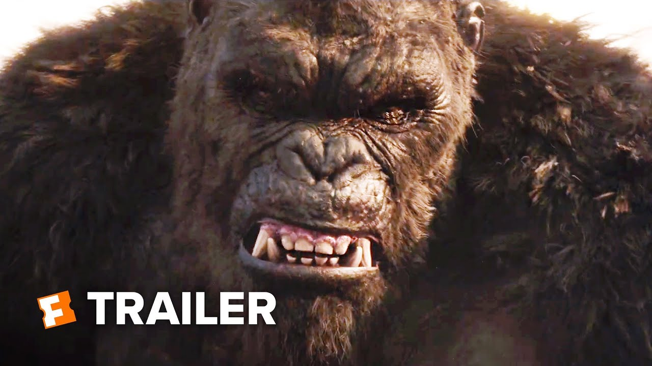 Download Godzilla vs. Kong Trailer #1 (2021) | Movieclips Trailers