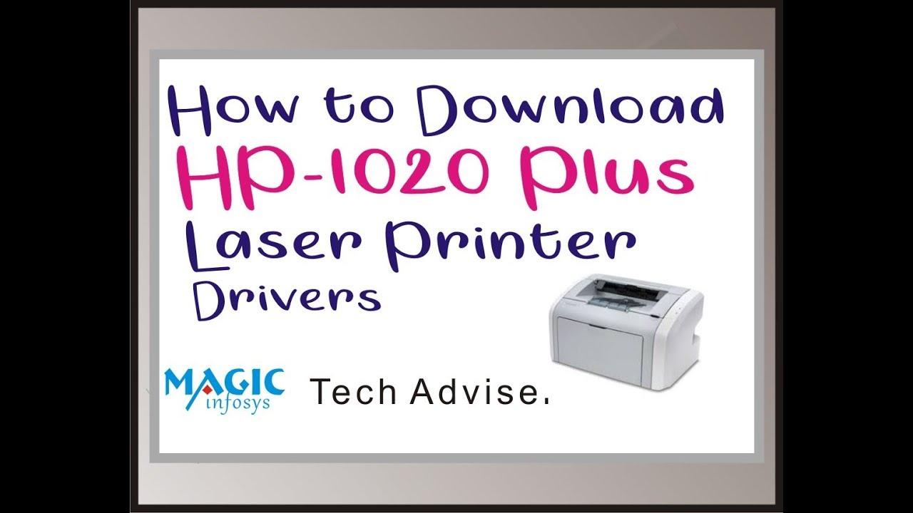 Image of laserjet printer hp 1020 plus driver free download windows xp