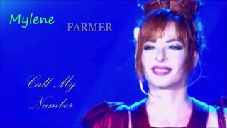 CALL MY NUMBER Mylene Farmer English Words for Appelle Mon Numero 4 52