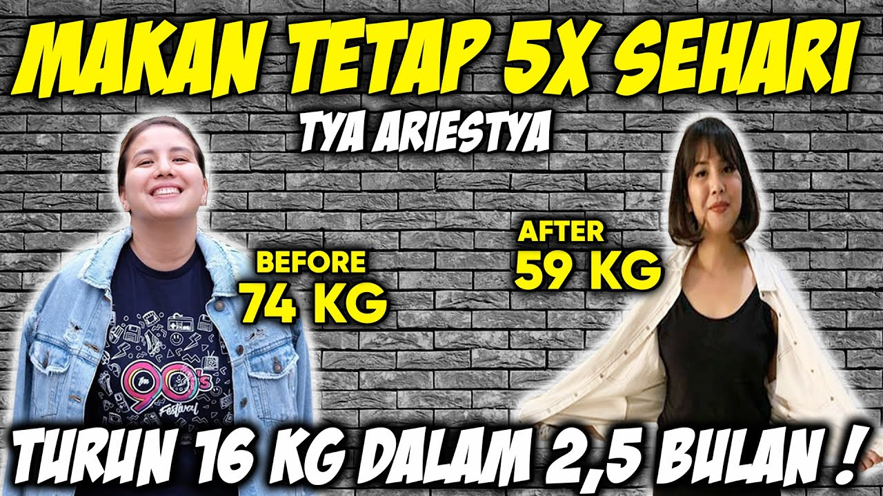 Download DIET TERGAMPANG ! CUMA JALAN KAKI 45 MENIT, SAMA MAKAN 5X, BISA TURUN 16 KG ?