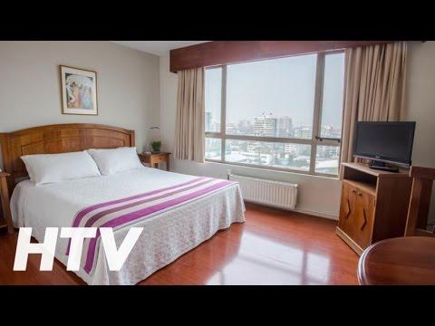 Apart Hotel Neruda En Santiago