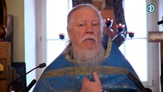 Протоиерей Димитрий Смирнов. Проповедь о служении Господу без ропота и с радостью