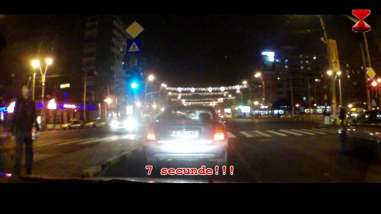 Amestecate din trafic (16)  [filmare trafic]