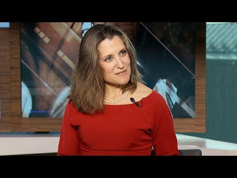'This is a risk': Freeland on joining UN mission in Mali