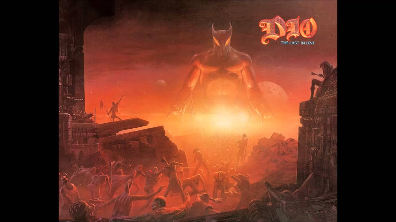 Holy diver meaning