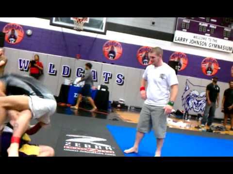 Conor Hogan No Gi - Houston Grand Prix Jiu Jitsu Championship 2011