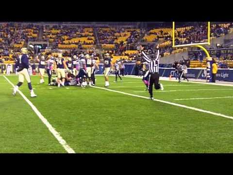 Pitt vs. ODU Highlights