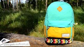 Японский рюкзак с ромбом - Sandy Brown Backpack купить Киев, Украина(, 2014-09-01T20:47:51.000Z)