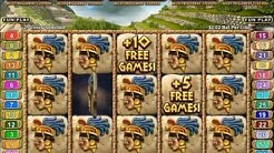 Spirit of the Inca 17 Free Games 3x Multipliers