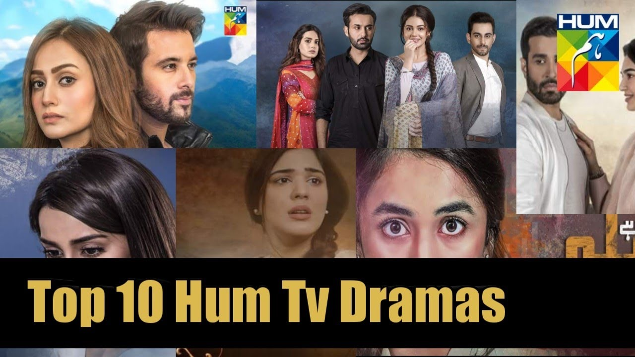 Top 10 Drama serials of Hum Tv 2018 - must watch