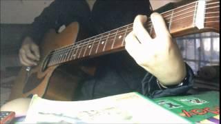 Tôi muốn về nhà - Hoàng Bách (guitar cover)