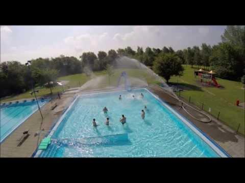Cold Water Challenge 2014 -  Feuerwehr Wesselburen