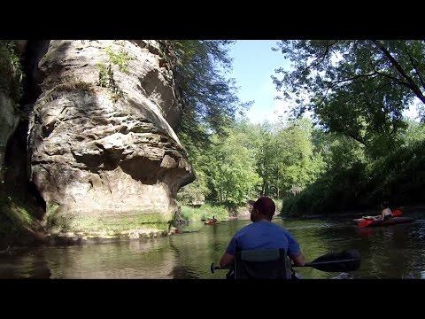 Wildcat Mountain & Kickapoo River