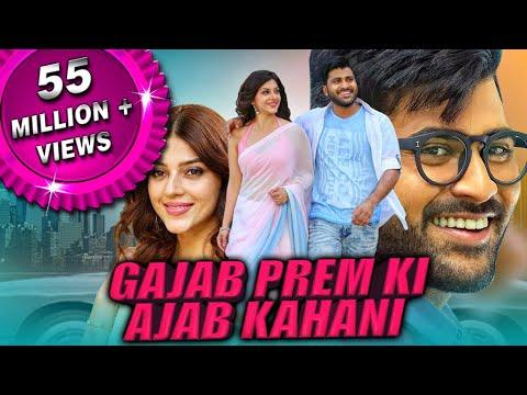 Download Gajab Prem Ki Ajab Kahani (Mahanubhavudu) 2021 New Released Hindi Dubbed Movie   Sharwanand, Mehreen