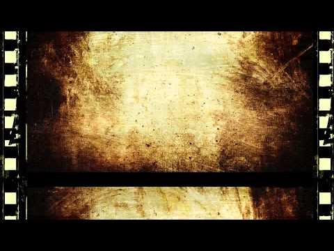 free footage - Vintage old 35 mm film background, HD - loop thumbnail