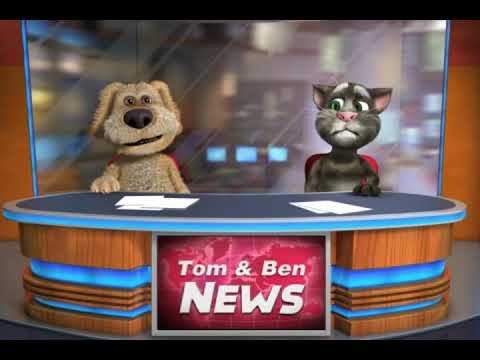 Download Talking Tom and Ben News - The Coronavirus already closed all the schools (COVID-19)