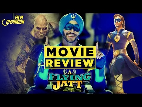A Flying Jatt | Movie Review | Anupama...