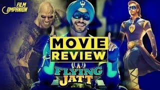 A Flying Jatt   Movie Review   Anupama Chopra   Film Companion