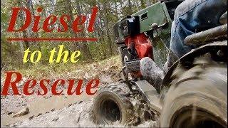 Diesel Sears Trail Rescue Rig